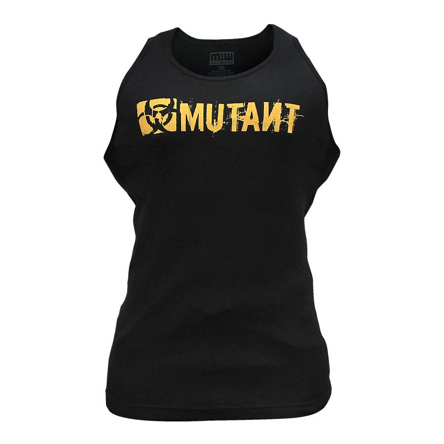 Mutant Tank Top – Leave Humanity Behind (Black)