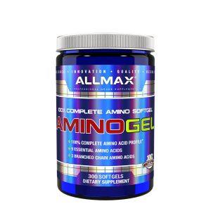 Allmax Amino Gel (150 serve) 300 Softgels