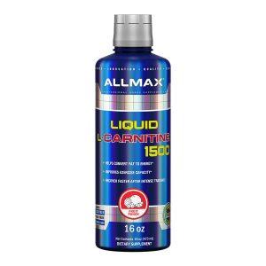 Allmax Nutrition Liquid L-Carnitine 1500 (32 Serve) 473ml