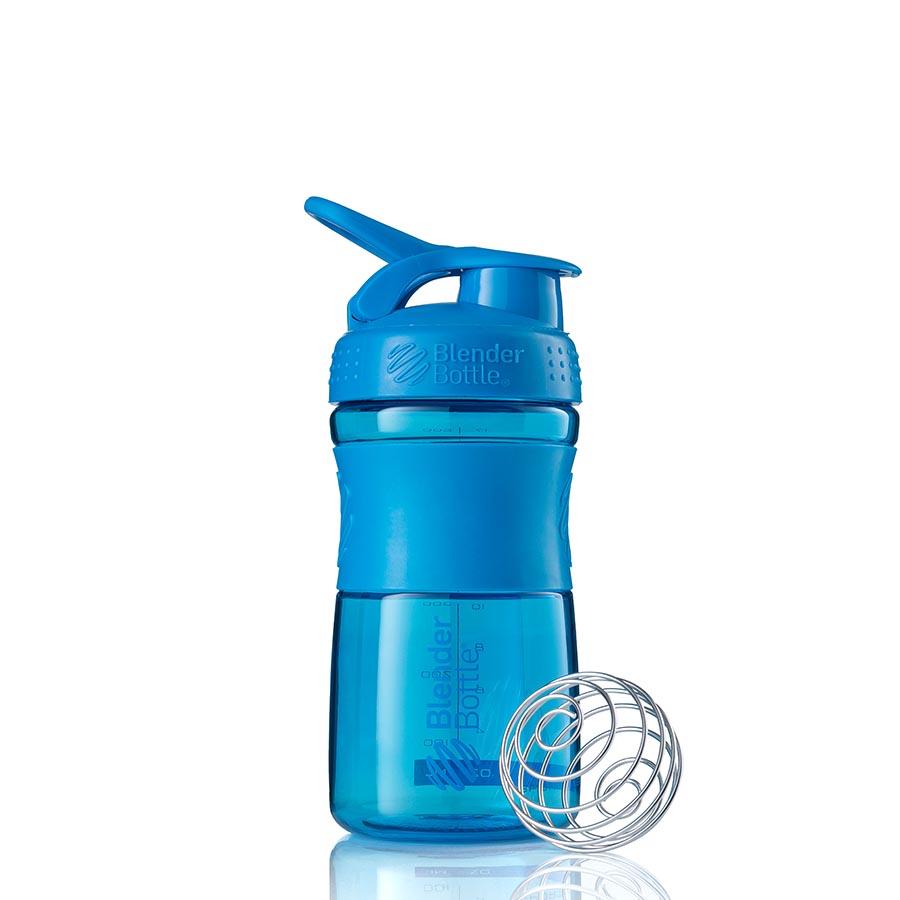 Water Bottle Blender: Blender Bottle SportMixer (590ml) Full Colour