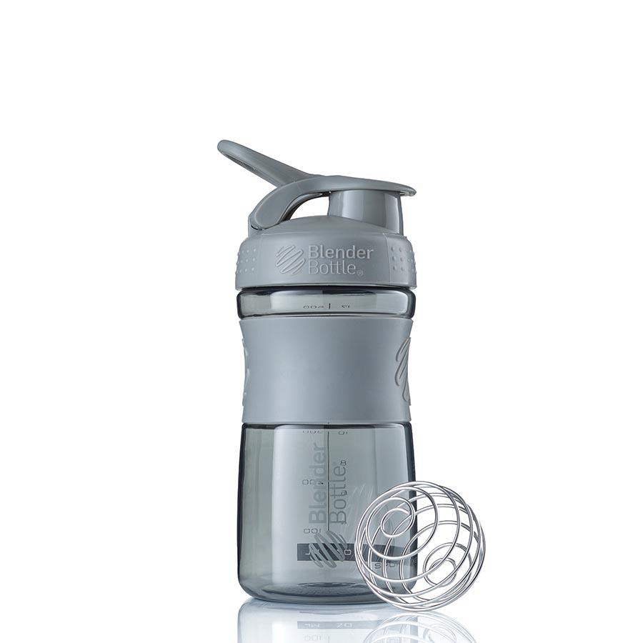 Blender Bottle  SportMixer  Full Colour 590ml Pebble Grey