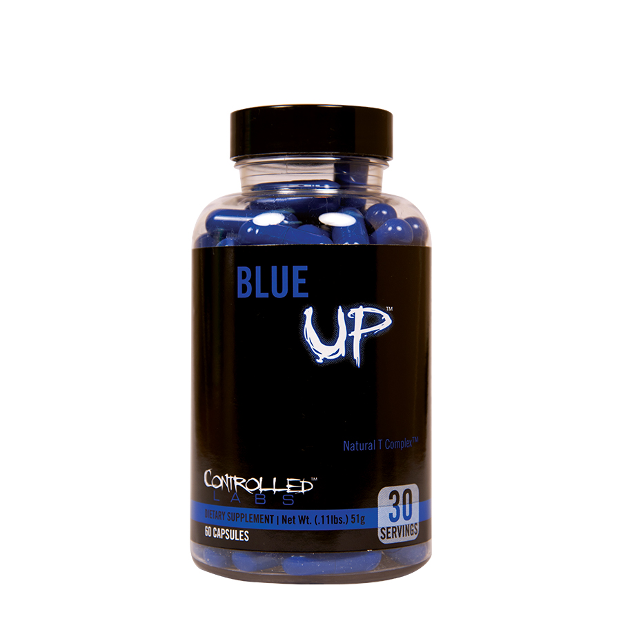 Controlled Labs Blue Up (30 serve) 60 Capsules