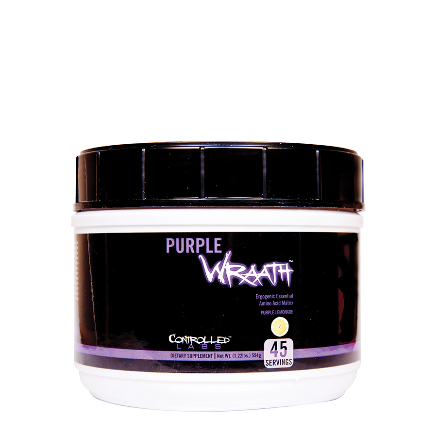 Controlled Labs Purple Wraath (45 serve) 534g
