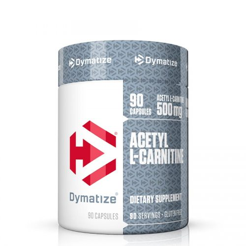 Dymatize Acetyl L-Carnitine (90 Serve) 90 Capsules
