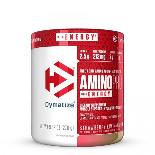 Dymatize Amino Pro + Energy (30 Serve) 270g