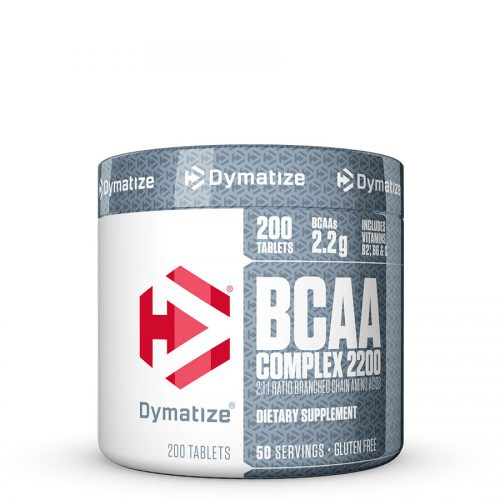 Dymatize BCAA Complex 2200 (50 Serve) 200 Tablets