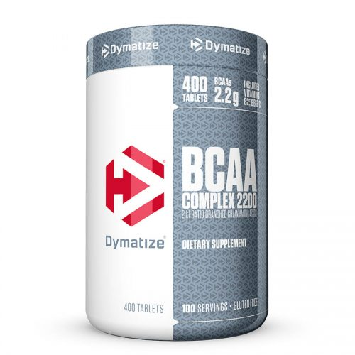DYMATIZE BCAA COMPLEX 2200 (100 serve) 400 Tablets