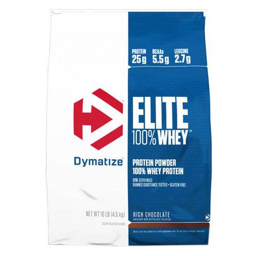 DYMATIZE ELITE 100% WHEY 4.5KG