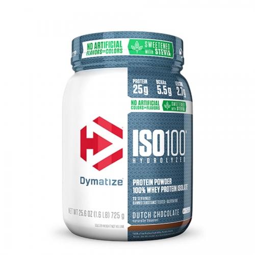 Dymatize ISO100 Stevia (725g)