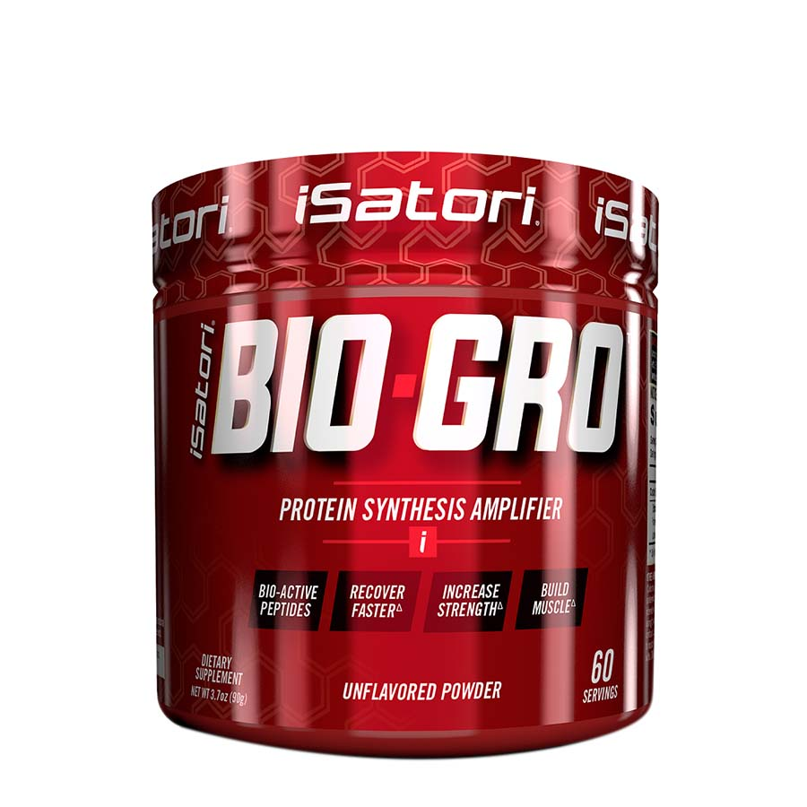 iSatori Bio-Gro (60 Serve) 90g Unflavoured
