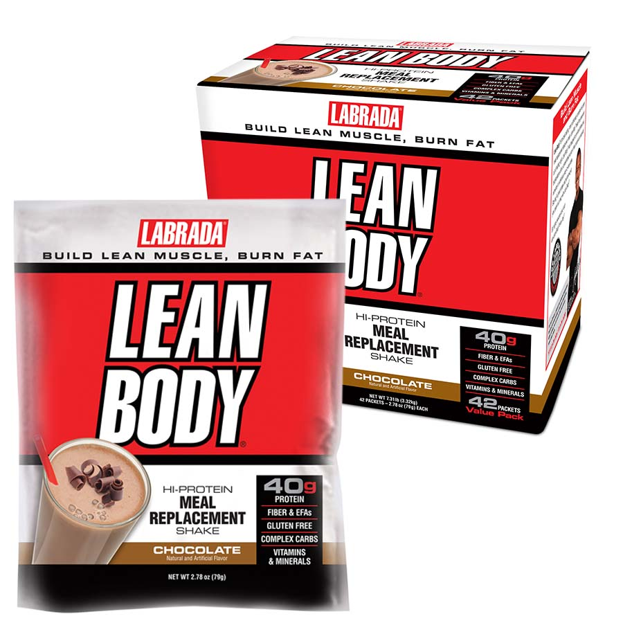 Labrada Lean Body Meal Replacement (42 serve) 42 x 79g