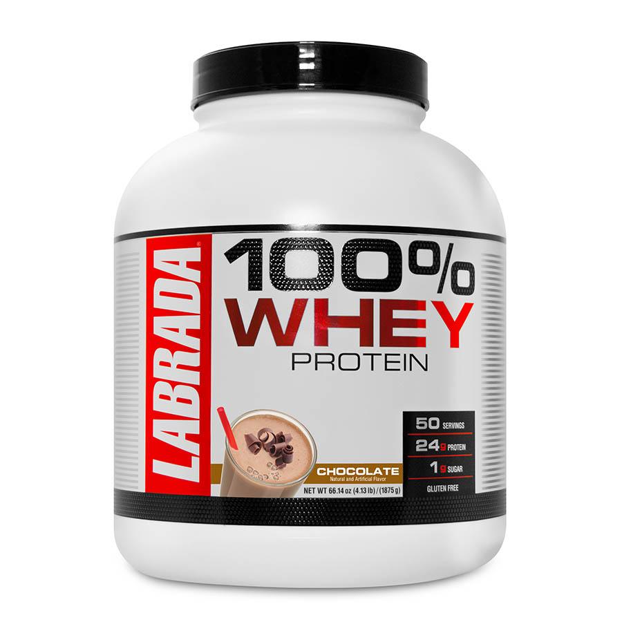 Labrada 100% Whey 1.8kg