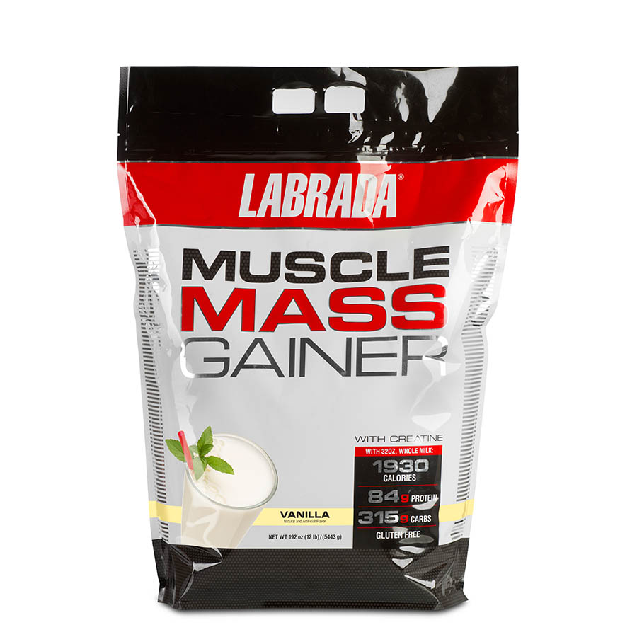LABRADA MUSCLE MASS GAINER 5.4kg