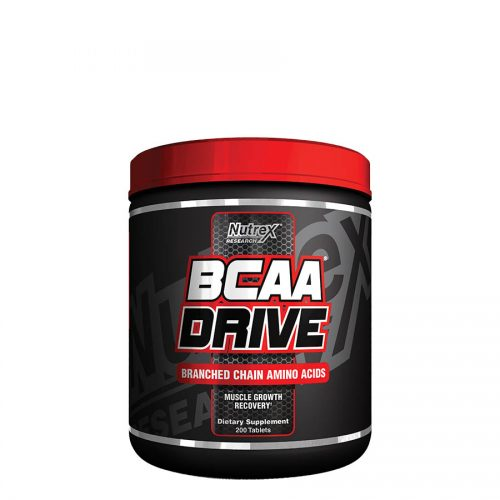 Nutrex Research BCAA Drive (40 Serve) 200 Tablets