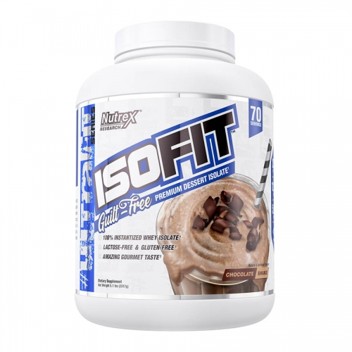 Nutrex Research ISOFIT 2.3kg
