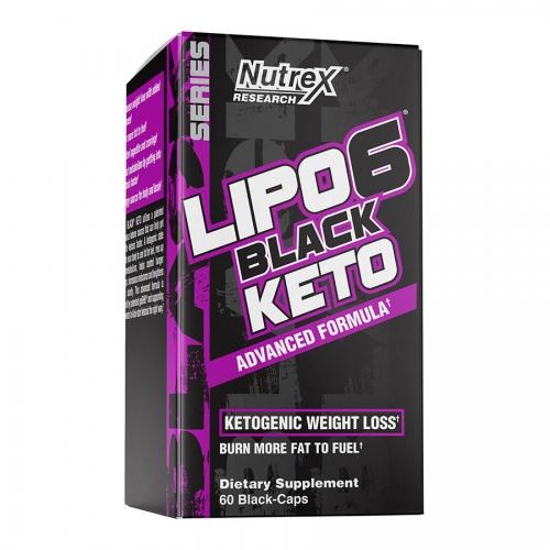 Nutrex Research Lipo6 Keto (30 Serve) 60 Caps