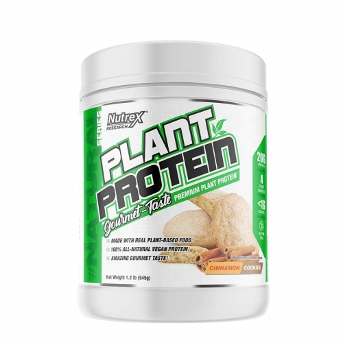Nutrex Research Plant Protein (18 serve) 567g