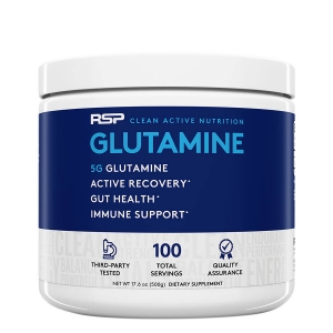 RSP Glutamine (100 serve) 500g