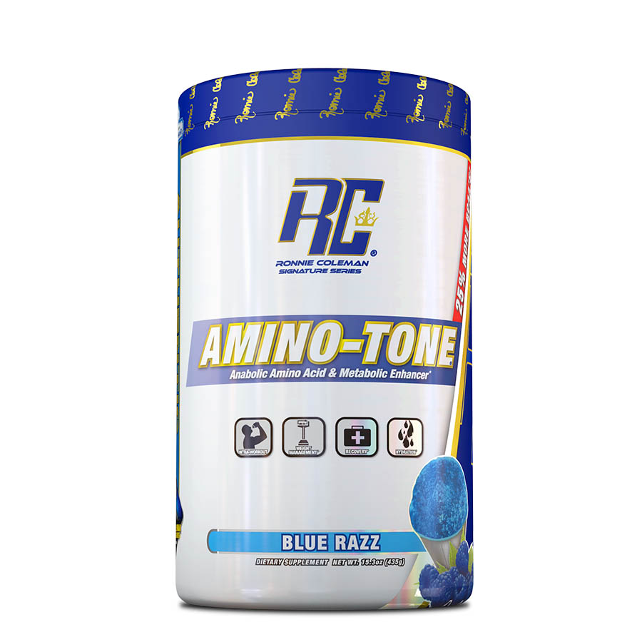 RONNIE COLEMAN AMINO-TONE (30 SERVE) 435G