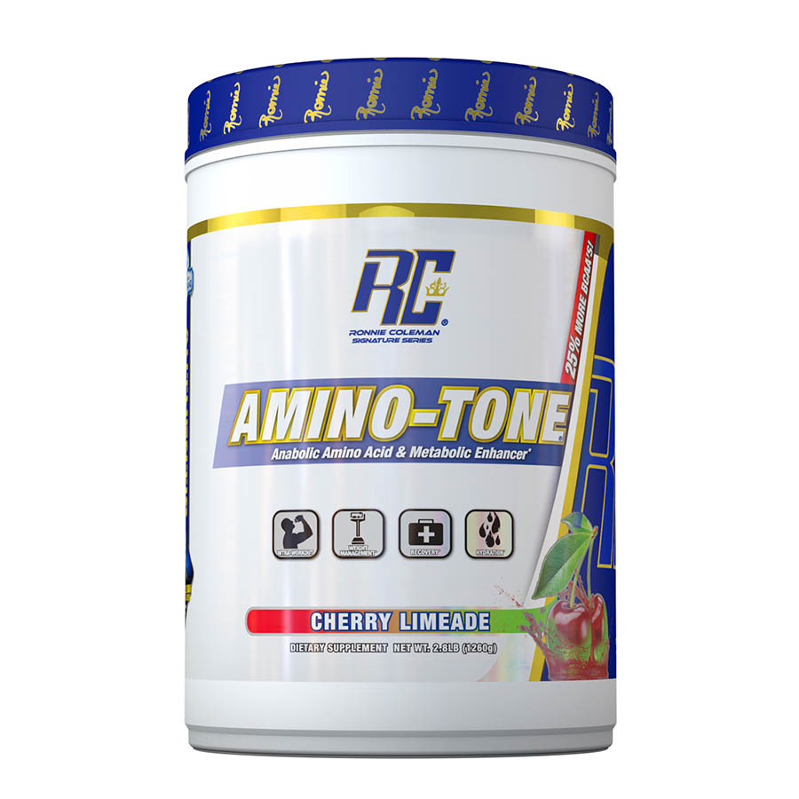 RONNIE COLEMAN AMINO-TONE (90 SERVE) 1.3KG