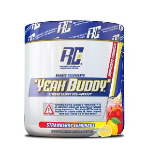 "RONNIE COLEMAN ""YEAH BUDDY"" (30 SERVE) 240G"