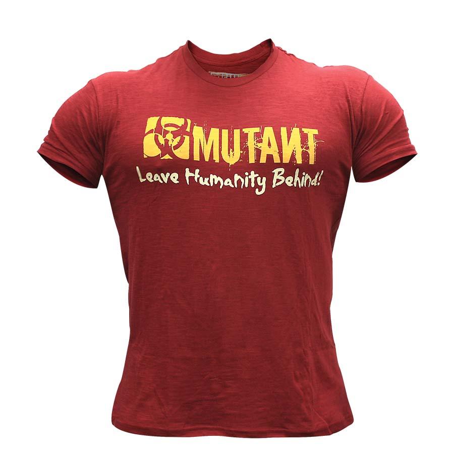Mutant T-Shirt – Train Like Hell (Red)