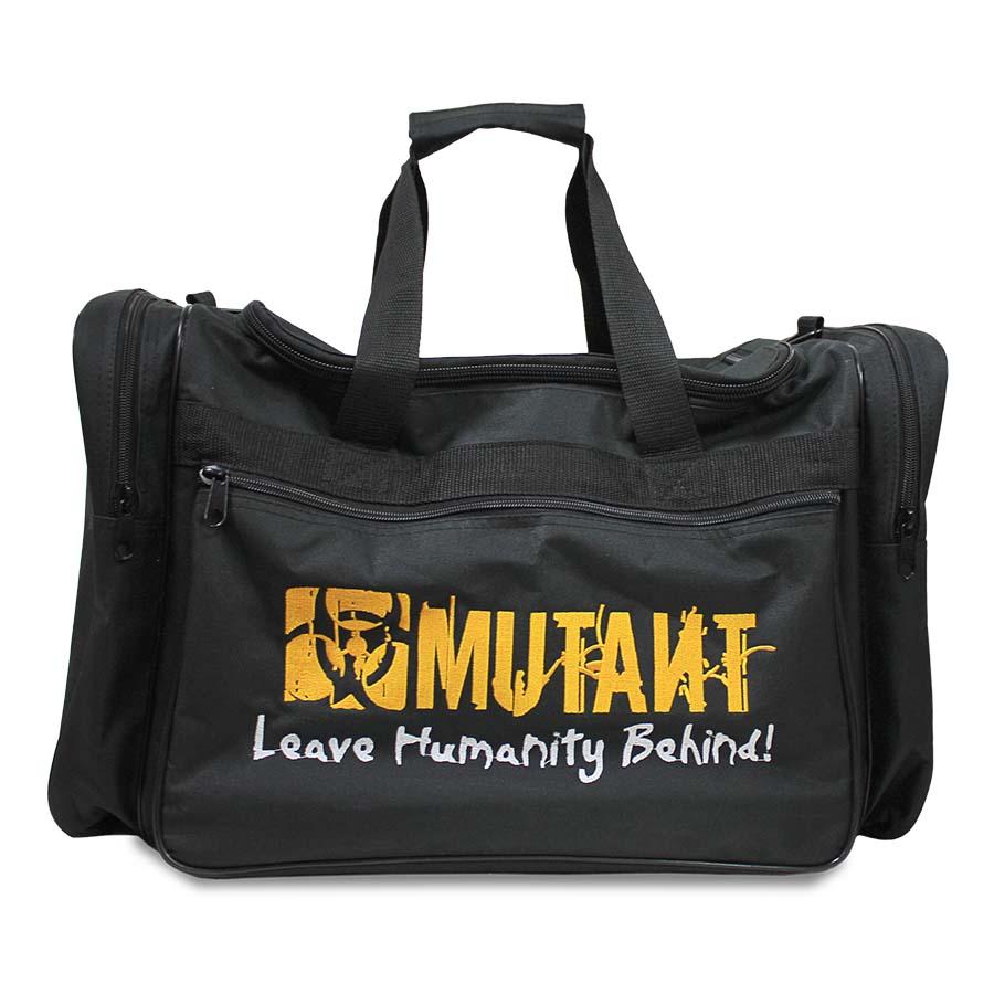 Mutant Gym Bag – Lift To Kill (Black)