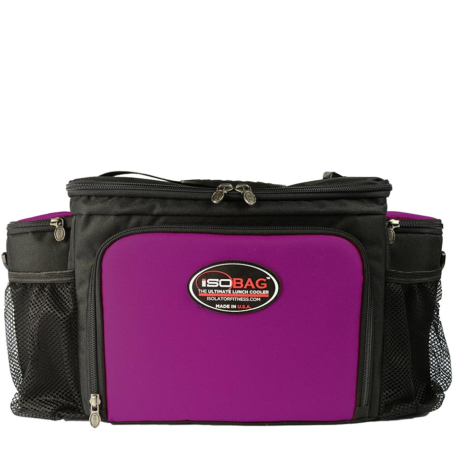 Isolator Fitness IsoBag (6 Meal) Fuchsia