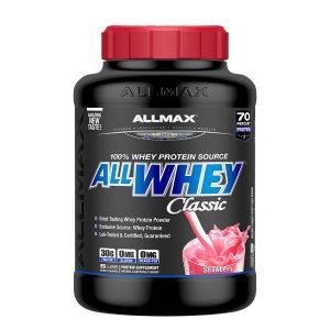 ALLMAX ALL WHEY CLASSIC 2.27KG