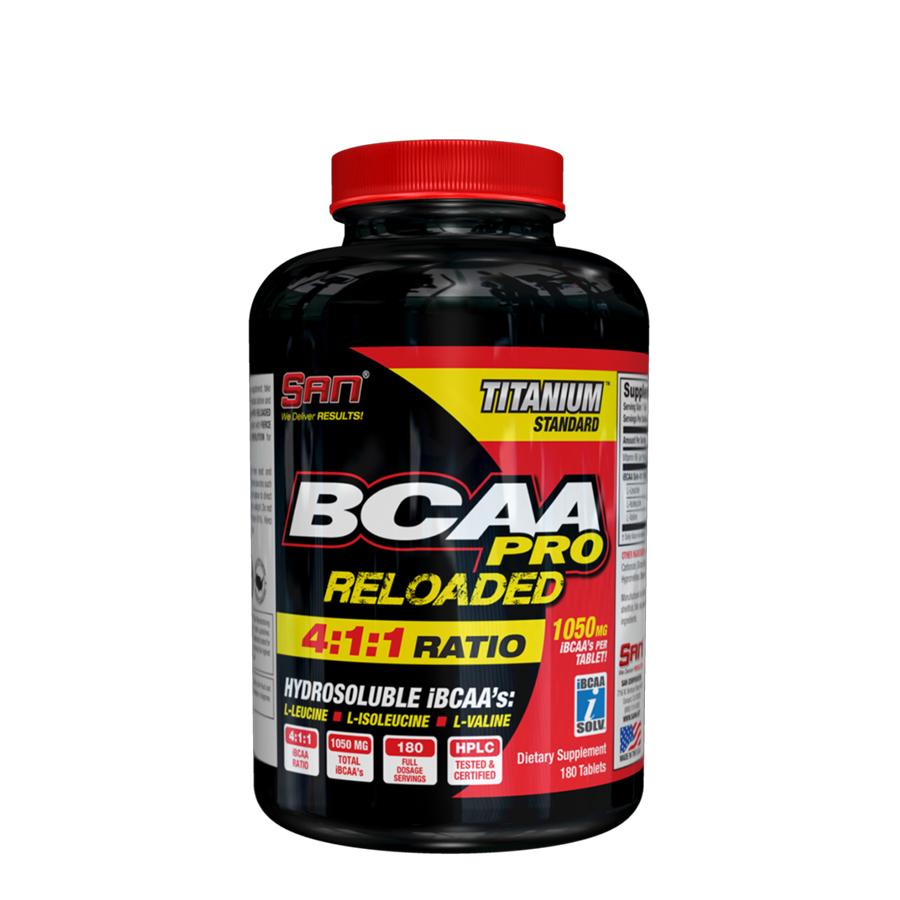 SAN Nutrition BCAA-Pro Reloaded (180 Serve) 180 Tablets