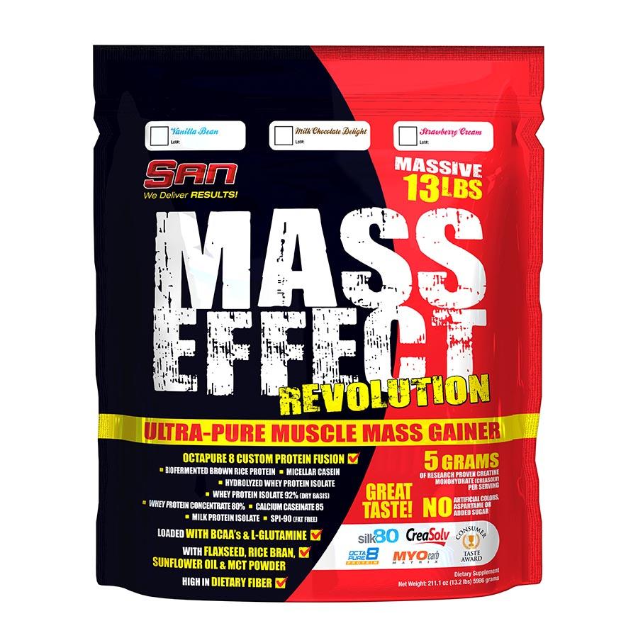 SAN Nutrition Mass Effect (6kg)