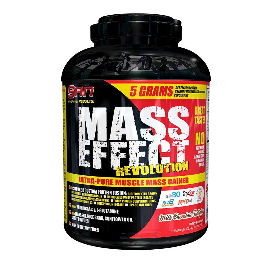 SAN Nutrition Mass Effect (2.9kg)