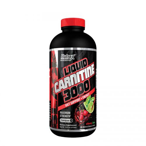 Nutrex Research Liquid Carnitine 3000 (15 Serve) 473ml