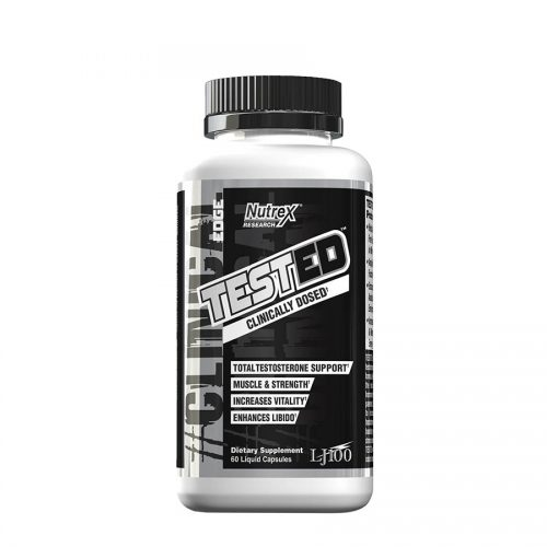 Nutrex Research Tested (30 serve) 60 Liquid Capsules