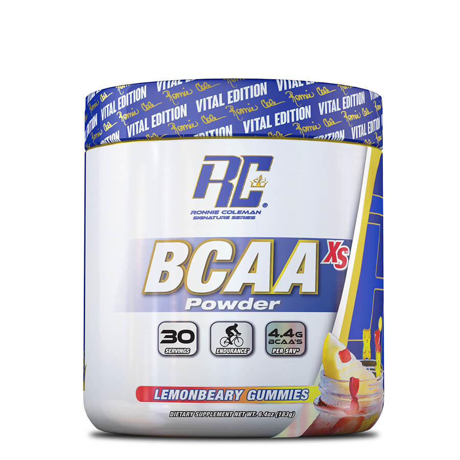 RONNIE COLEMAN BCAA XS (30 SERVE) 183G