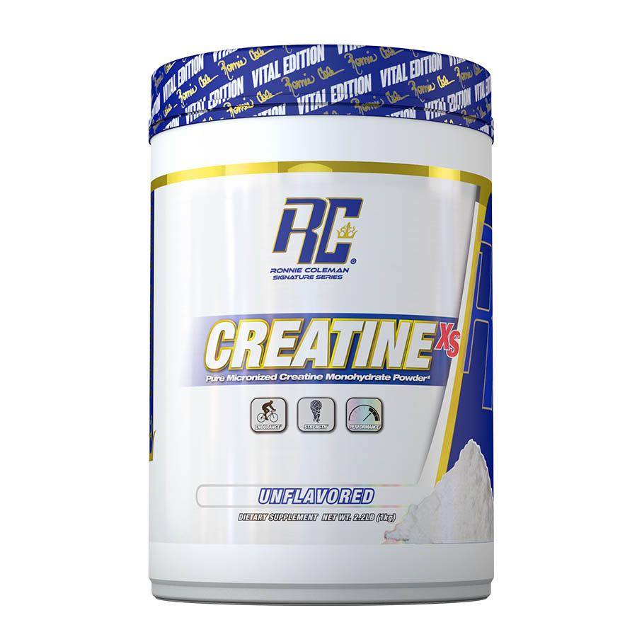 Ronnie Coleman Creatine XS (400 serve) 1kg