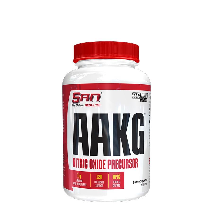 SAN Nutrition AAKG (120 serve) 120 Tablets