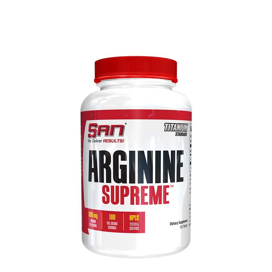 SAN ARGININE SUPREME (100 serve) 100 Tablets