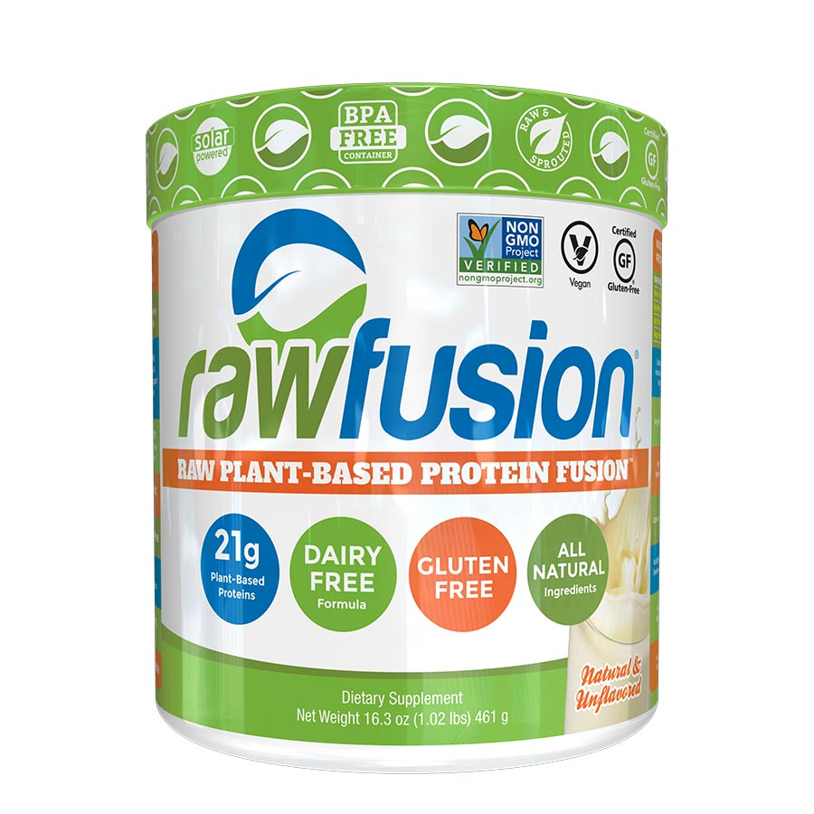 Raw Fusion Protein (15 Serve) 450g