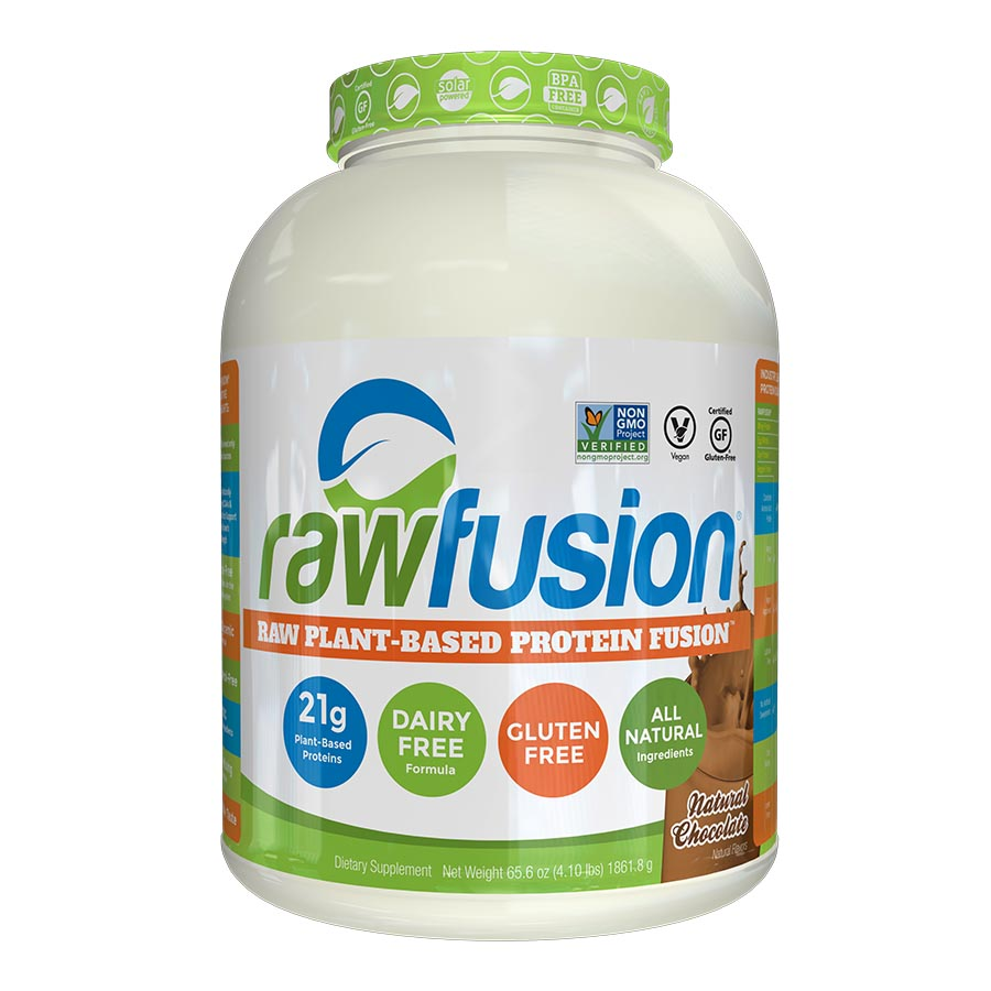 Raw Fusion (60 serve) 1.8kg