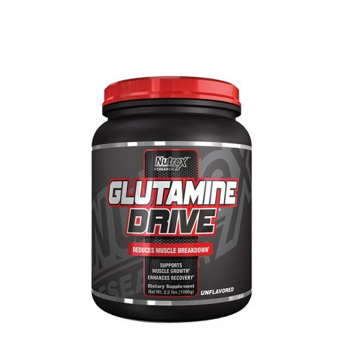 Nutrex Research Glutamine Drive Unflavoured (200 Serve) 1kg