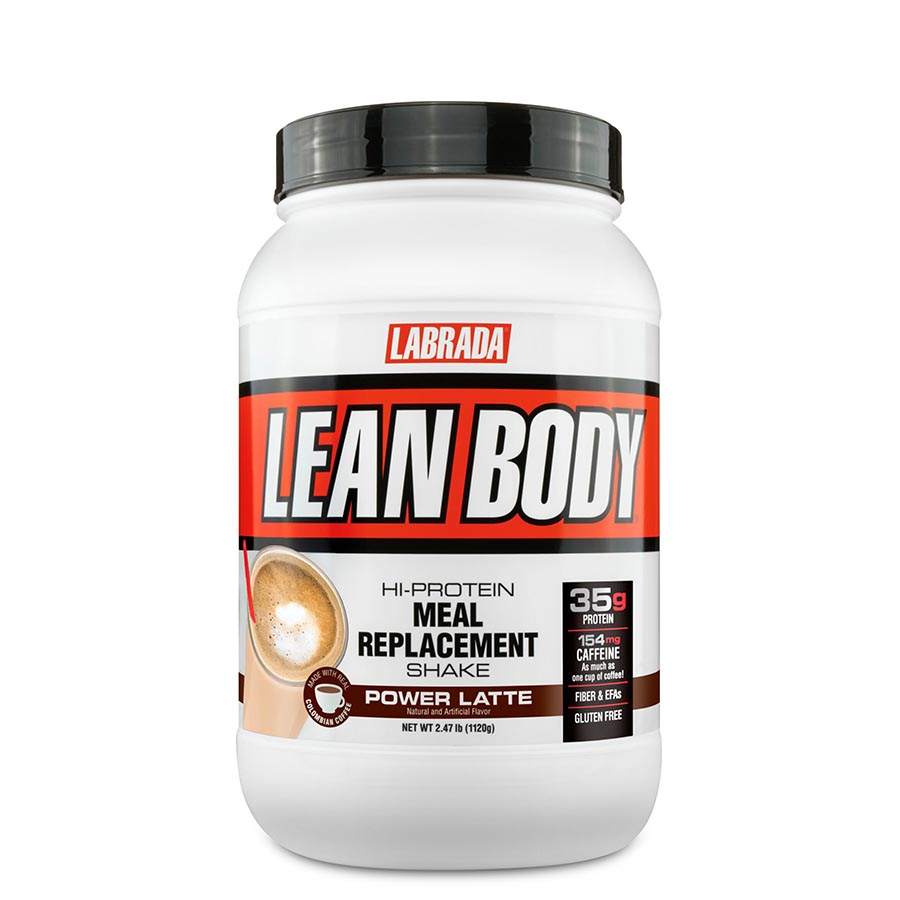 Lee labrada meal replacement