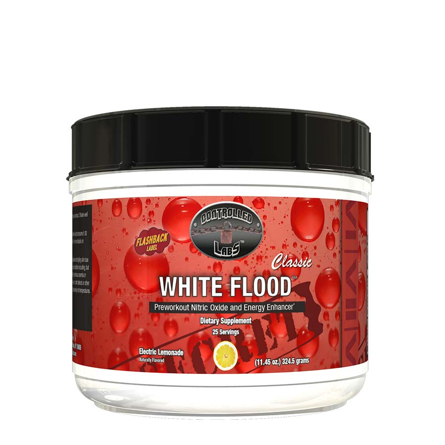 Controlled Labs White Flood Classic (25 serve) 311g