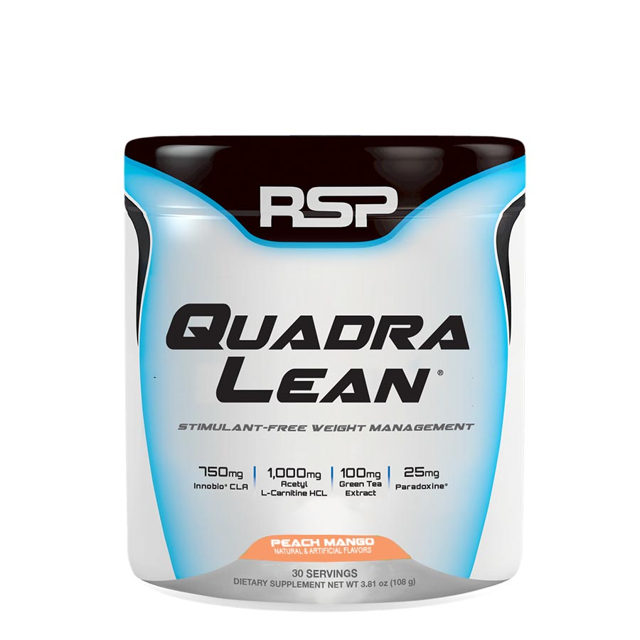 RSP Quardra Lean Powder (30 Serve) 108g
