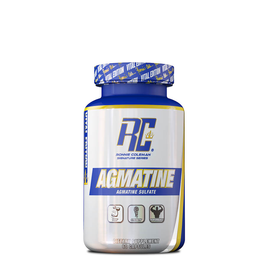 Ronnie Coleman Agmatine (60 serve) 60 Capsules
