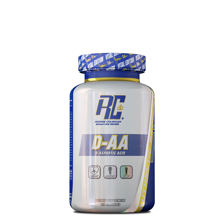 Ronnie Coleman D-AA (30 Serve) 120 Capsules
