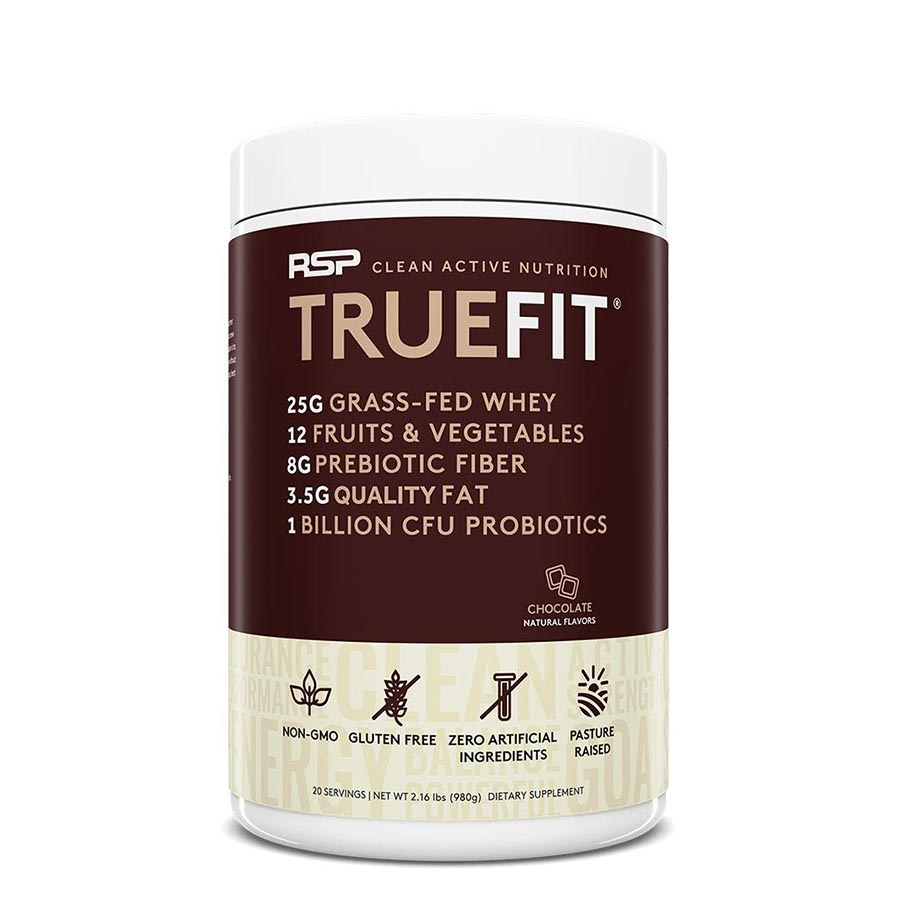 RSP TRUE FIT MEAL REPLACEMENT (20 SERVE) 940G