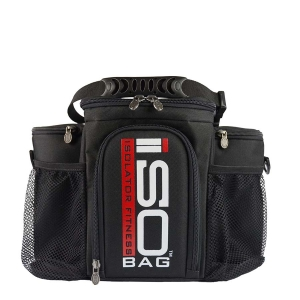 Isolator Fitness IsoBag (3 Meal) Black