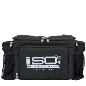 Isolator Fitness IsoBag (6 Meal) Black