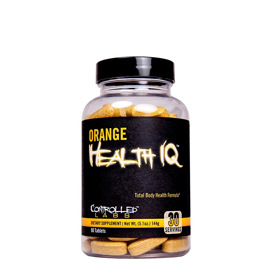 Controlled Labs Orange Health IQ (30 serve) 90 Tablets